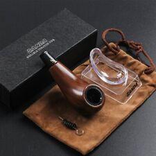 Coffret pipe à tabac en bakélite