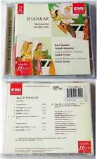 Ravi Shankar - Sitar Concertos .. 1998 EMI DO-CD TOP