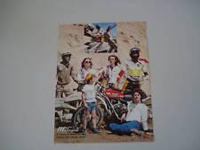 advertising Pubblicità 1975 MALAGUTI CAVALCONE 125