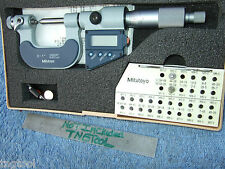 Thread Micrometer With4anvils Mitutoyo 326 711 30 0 1 Ovr 800 When New Machinist