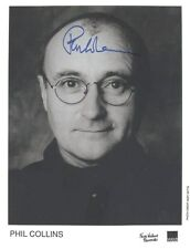 2 Reprints of Sexy Phil Collins Autograph Hand Signed Glossy Photos 8x10 Genesis