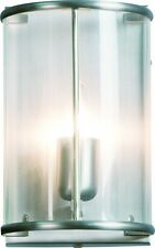 Lampe murale design nickel lampe de couloir applique spot mural moderne 43528