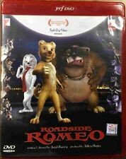 Roadside Romeo - Official Bollywood Animation DVD ALL/0 Subtitles & Spl Features