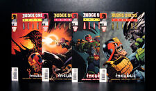 COMICS: Dark Horse: Judge Dredd vs Aliens: Incubus #1-4 (2003) - RARE