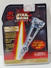Star Wars Electronic Sith Infiltrator Pen Game, Tiger Electronics, SEALED
