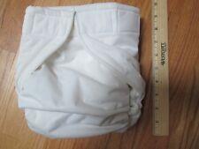 OsoCozy Prototype All In One AIO Cloth Diaper Size XL Birdseye Cotton Toddler