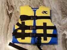Dbx Child Nylon Life Vest Youth 30-50lbs ~ Nwot ~ Flotation Device Safety Jacket
