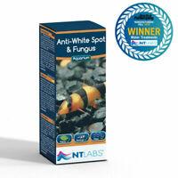 NT Labs Anti-White Spot & Fungus Aquarium Disease Treatment 100ml