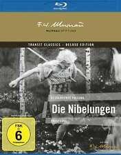 Die Nibelungen [Blu-ray](1924)(NEU/OVP) Fritz Langs bildgewaltige, zweiteilige V