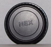 Used Nex Rear Lens Cap for Sony E mount lenses Mirrorless ILCE