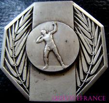 MED3530 - MEDAILLE LANCER DE POIDS par FRAISSE DEMEY - FRENCH MEDAL