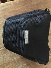 GENUINE CANON CORDURA PADDED POUCH BAG WITH BELT LOOP