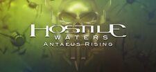 ACQUE ostili Antaeus Rising PC Steam CD-Key Chiave di download digitale, entro 12 ore