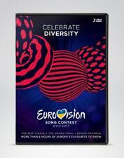 Eurovision Song Contest-Kiew 2017 von Various Artists (2017), Neu OVP, 3 DVDs