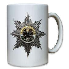 Aquila Nera Orden Prussia guardia stella età Fritz Stella Militaria TAZZA #8115