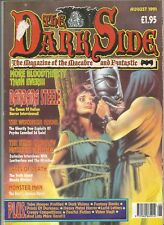 The Dark Side Magazine August 1991 (The Magazine of the Macabre and Fantastic)
