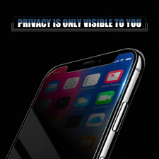 Full Cover Private Screen Protector For All Type of iPhone Privacy Glass Film