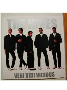 The Hives Poster flat