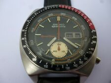 VINTAGE SEIKO POGUE 6139 6032 CHRONOGRAPH  IN STUNNING CONDITION