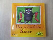 Pixi Buch - Der gestiefelte Kater - Nr. 828 - Serie 99