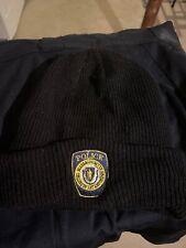 MassArt Police Hat