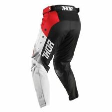 Pantalons de cross rouges