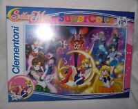 Sailor Moon - Puzzle mit 104 Teilen Super Color,Neuheit -Neu,OVP,Lizenzware