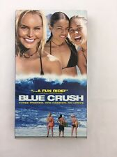 Blue Crush VHS 2002 Kate Bosworth Michelle Rodriguez Matthew Davis