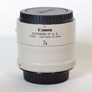 Canon Extender EF 2x II - extrem pfleglich behandelt