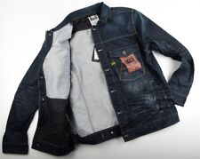 G-STAR RAW, A Crotch Slim Jkt, DK Aged, Condor Denim Gr.XXL Neu !!!