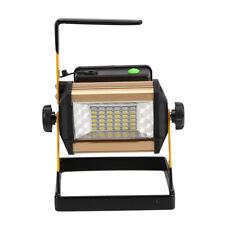50W LED Flutlicht Arbeitsleuchte Baustrahler Fluter Handlampe Floodlight