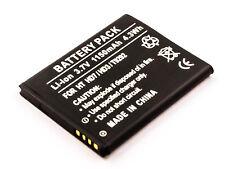 Batterie pour HTC HD7/HD3/T9292/ PD29110/EXPLORATEUR/ Wildfire S 3,7V