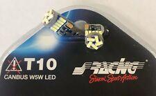 KIT 2 LAMPADE SIMONI RACING T10 CANBUS W5W T10 Canbus No Polarity CNP/15