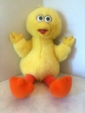 "SESAME STREET COUNTING 123 Big Bird Talking Plush 17.5"" Christmas Gift Baby Kids"