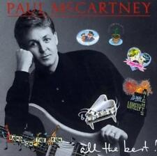 All the Best Paul McCartney CD