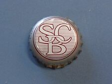 Beer Bottle Crown Cap ~*~ Scb ~*~ See Store for 100s More Caps & Breweriana +