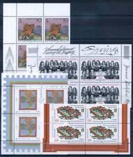 Germania Bund 1998 Mi. 1978-1982 Nuovo ** 100% Quartine