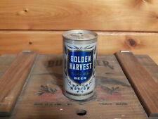 Pristine Bottom Opened Golden Harvest Tab Top Beer Can(Usbc#70-18) La,Ca.