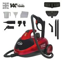 Ewbank SC1000 Dynamo Steam Cleaner & Iron, Steams Floors, Carpets, Windows