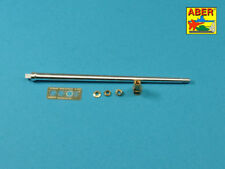 Aber 1/35 7,5cm Barrel with Muzzle Brake for Pz.Kpfw.V Ausf.A Panther # 35L241