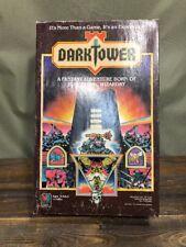 DARK TOWER BOARD GAME Milton Bradley Original Game Parts Complete Working Tower