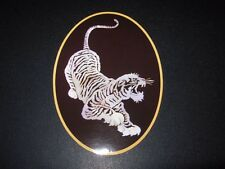 JERRY GARCIA Sticker TIGER LOGO decal New Grateful Dead farewell 50 year tour