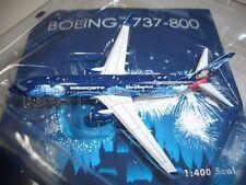 1/400 PHOENIX WestJet Disney World Magic Plane Boeing B737-800 Winglets C-GWSZ