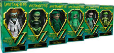 """LIVING DEAD DOLLS - The Lost In Oz 10"""" Variant Action Figure Set (6) Mezco #NEW"""