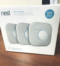 HOT DEAL ! Nest Carbon Monoxide Detector - 3 Pack (Battery Operated)