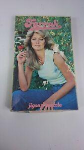 "Vintage FARRAH FAWCETT 200 Piece 11"" x 17"" Jigsaw Puzzle APC 1977"