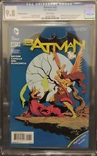 BATMAN #40 CGC 9.8 COMBO-PACK EDITION! HTF LOW PRINT DEATH OF BATMAN & THE JOKER