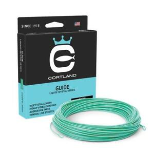 Cortland Liquid Crystal - Guide Floating Fly Line