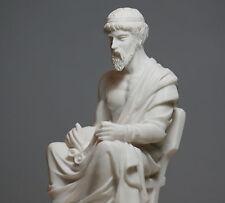 PLATO Greek Philosopher Handmade Statue Sculpture Athens Greece Academy 6.7΄΄