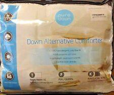 Puredown Down Alternative Comforter Duvet Insert King (B76)